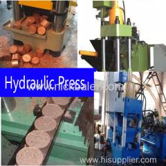 scrap briquetting press machine
