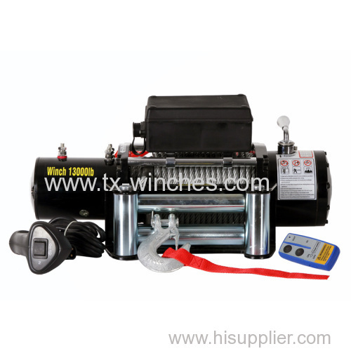 electric winch 13000lb winches