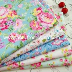 hot sale cheap 40*40 140*110 100% cotton Korean bedding fabric