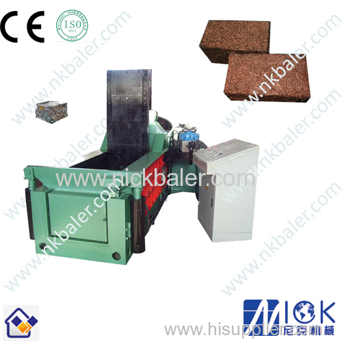 scrap metal used baling press for sales