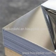 Stainless Steel Brushed Sheet NO.4 And HL