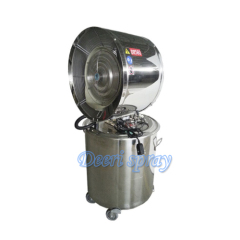 Deeri Non-oscillating large capacity stainless steel industrial water spray centrifugal blower ventilator draught fan
