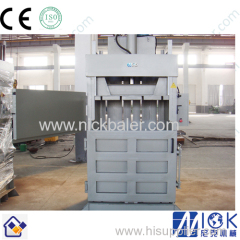 corrugated paper bale press with Hydraulic baler