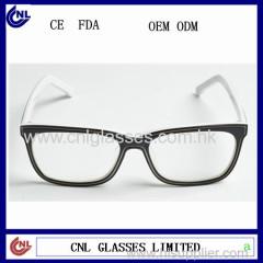 High Quality Women Men New Spectacles Design Acetate Material Optical Eyewear