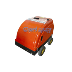 Deeri Hot water high pressure industrial cleaning washing machine for dedust factory