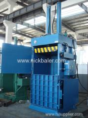 corrugated paper compactor machine