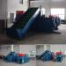 ISO quality control plastic roll scrap Baler Compactor