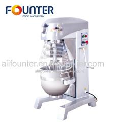 mélangeur gâteau planétaire 30L étage mélangeur support robuste mélangeur commercial