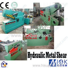 Hydraulic Metal cutting machine for sales