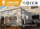 Ecological Modern Prefab Modular Homes By High Strength EPS Cement Wall Panel