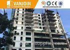 120mm Heat Insulated EPS Precast Concrete Wall Panels Anti Seismic Panels