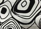 White Polyester Flocked Sofa Upholstery Fabric Flocking Fabric