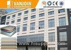 Flexible Clay Material Tile Thermal Insulation and Decoration Integrated Plate