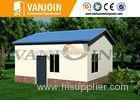 Fire resistant Steel structure Modern Prefab Houses Home Apartment Installation