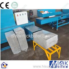 wood sawdust hydraulic packing machine