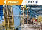 ISO Certification Automatic Wall Panel Making Machine Vertical 30KW - 100KW