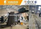Full Automatic Eps Sandwich Panel Machine Envrionmental Vertical Mould Car