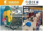Fire Resistant Exterior Wall And Interior Wall Panel Making Machine 380V