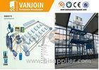 Roof panel Eps Sandwich Panel Machine Unique Raw Material Measuring Patented Proportion