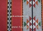 Arabic Tent Sadu Fabric Jacquard Upholstery With Geometry Design