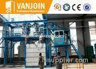 EPS Cement Mixing System Sandwich Panel Production Line Full Automatic With Vertical Mould Car