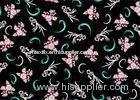Micro Velvet 100% Polyester Weave Fabric Fashion Design Printed