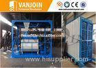Fireproof Wall Panel Forming Machine Heat Insulation Construction Material Making Machinery