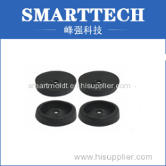 Four Cavity Rubber Car Accessory Family Injection Mould