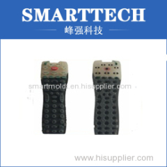 2016 High Quality Family Mould For Rubber Remote Controller