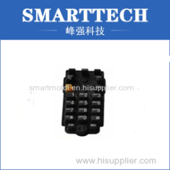 Silicone Rubber Button For TV