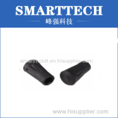 Black Color Rubber Pen Spare Parts Moulding