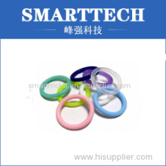 Colorful Rubber Circle Family Mould Makers