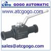 parker high pressure ball valves