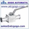 high pressure segment ball valve