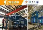 High Output Eps Continuous Sandwich Panel Production Line For Precast Wall Panel