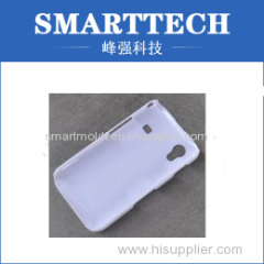 OEM china high quality mobile phone shell plastic mould injection supplies