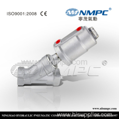 made in germany hot cold angle valve