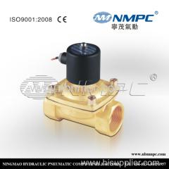 stainless steel electric stem valve