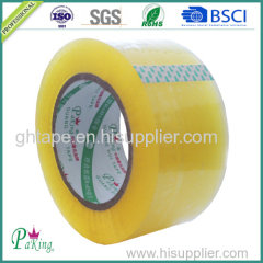 Low Noise Clear BOPP Adhesive Packaging Tape Without Noise Pollution