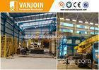 High Production Sandwich Panel Production Line Automatic Vertical Mould Making Machines