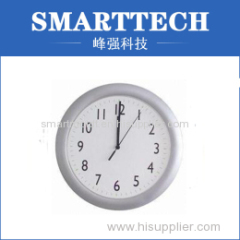 Plastic Manufacturing Company For Wall Clock Parts Shell