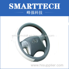 Injection Plastic Auto Wheel Cover Mould
