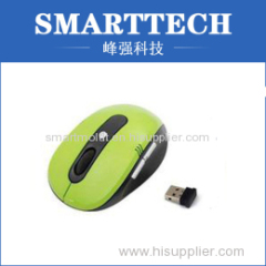 Excellent Precision Injection Plastic Computer Mouse Shell Mould Design