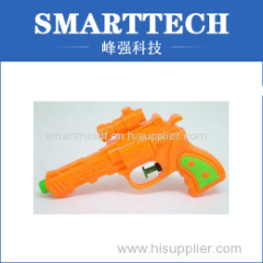 High Precision Custom Plastic Toy Gun Mold Factory