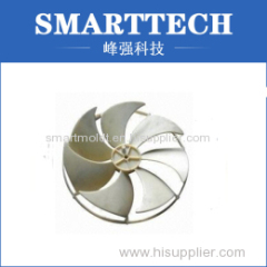 Shenzhen Injection Mould Factory Plastic Computer Fan Mould