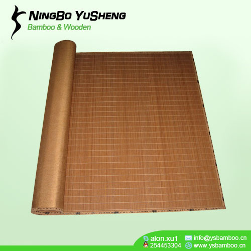 super imitation leather bamboo mat bamboo mat
