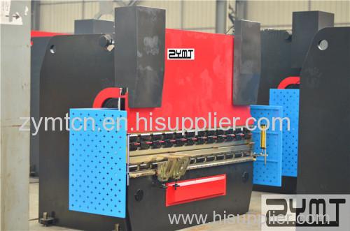 ZYMT sheet metal bending machines 63ton/3200mm CE ISO Lisence Delem DA66T CNC Press Brake Sheet Metal Plate Bending Mach