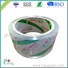 Professional Factory Supply Crystal Clear BOPP Packing Tape