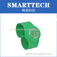 High Quality Colorful Rubber Silicone Watch