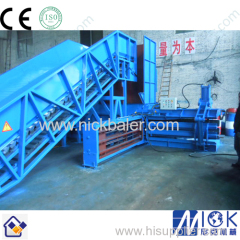 Plastic Pet Bottle recycling baler press for sales